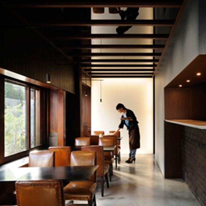 Coffee shop in Tokyo